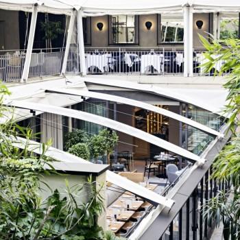 Le Flora Danica ouvre deux terrasses cachées