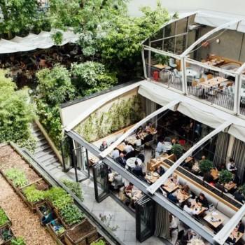 Les meilleures terrasses parisiennes pour prolonger l'été