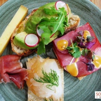 TOP DES BRUNCHS HEALTHY À PARIS